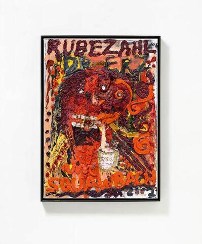 Jonathan Meese, 'Rübezahl am SQUAWBACH', 2002