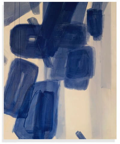 Yvonne Robert, 'Blue Continues 02', 2020