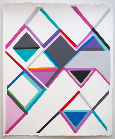 Jessica Snow, 'Timbre and Tempo', 2015