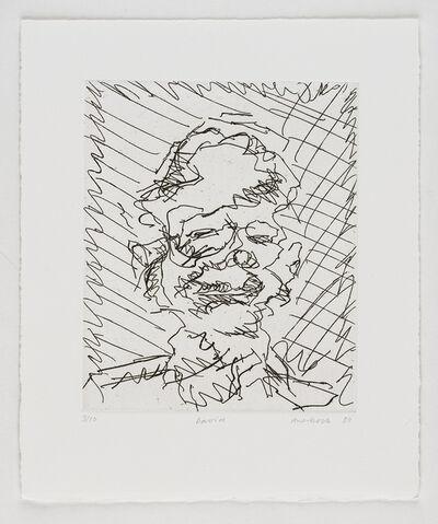 Frank Auerbach, 'David ', 1989
