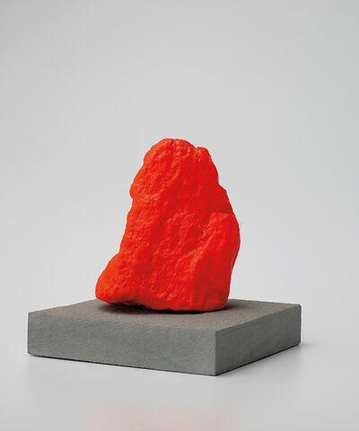 Ugo Rondinone, 'Small Red Mountain', 2016