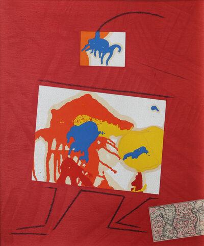 Max Ernst, 'S'Egayant S'Egratignant a l'Objection from Dent Prompte Portfolio'