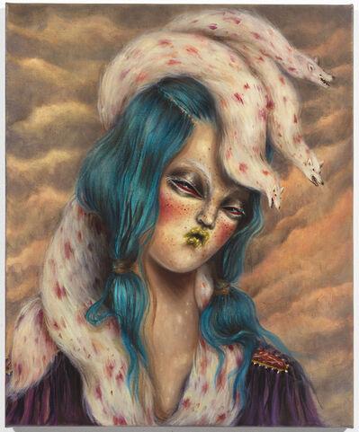 Miss Van, 'Blue Hair Muse ', 2021