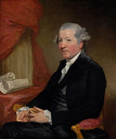 Gilbert Stuart, 'Sir Joshua Reynolds', 1784