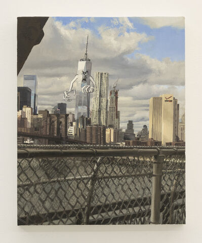 Matt Kenny, 'View From the Manhattan Bridge', 2020