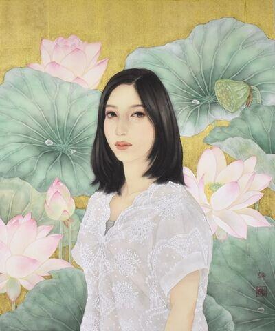Yuka Taguchi, 'Brilliance・lotus flower', 2017