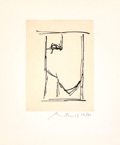 Robert Motherwell, 'ESPANA II', 1983