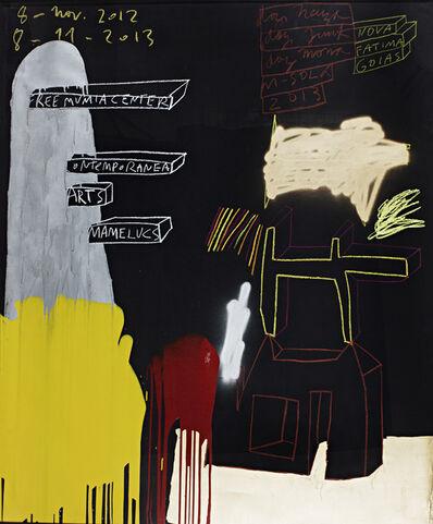 Marcelo Solá, 'Desenhos', 2012