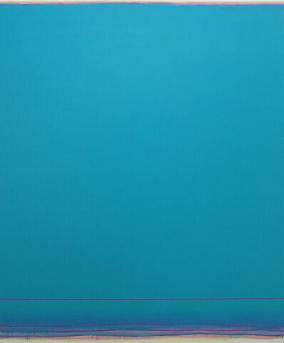 Shingo Francis, 'Blue Turquoise Cobalt Violet', 2017
