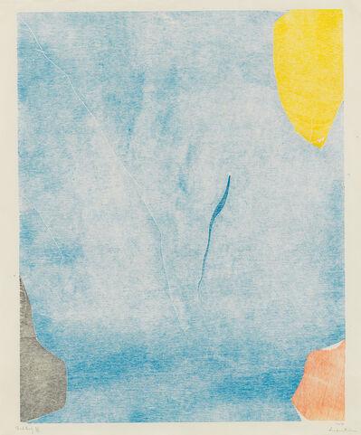 Helen Frankenthaler, 'Trial Premonition I/III', 1974-1975