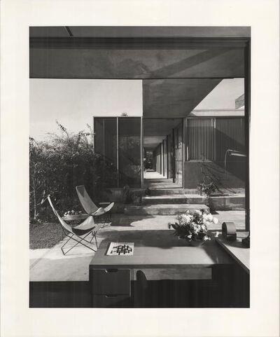 Julius Shulman, 'Julius Shulman's Personal Residence. Hollywood Hills, Ca.', 1950