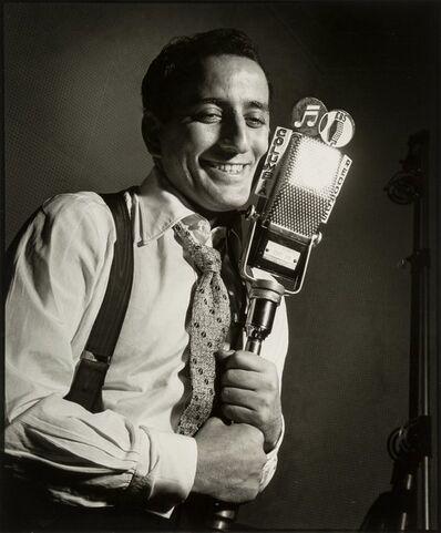 Herman Leonard, 'Tony Bennett, New York City', 1950