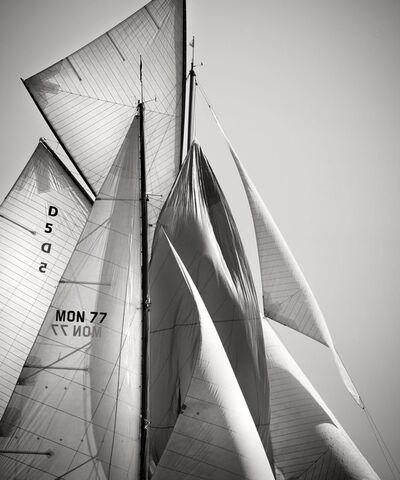 Jonathan Chritchley, 'Sails IIX, Cote d'Azur', 2015