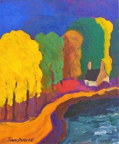 Jean Duquoc, 'Un Chemin de Lumiere', 2005
