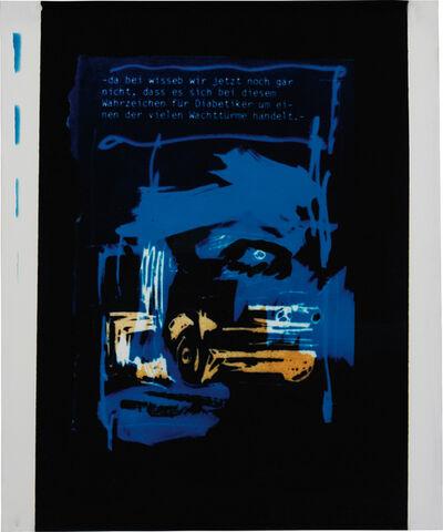 Martin Kippenberger, 'Dabei wissen wir jetzt noch gar nicht', 1986