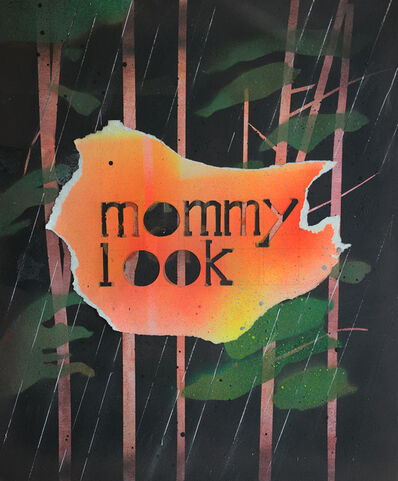 Huang He, 'mommy look', 2019