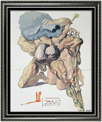 Salvador Dalí, 'The Avaricious and the Prodigal', 1971