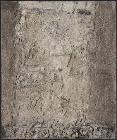 Karl Fred Dahmen, 'Komposition (Weißes Bild)', 1961