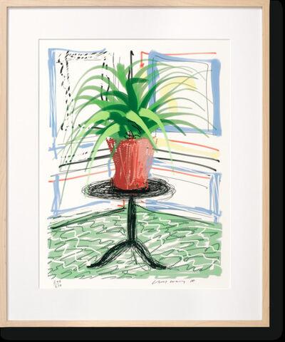 David Hockney, 'A Bigger Book. Art Edition No. 501–750 'Untitled, 468'', 2016