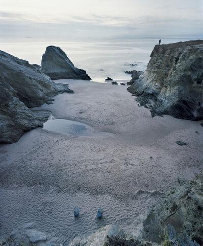 Christian Chaize, 'Praia Piquinia 30-08-11 20h08', 2011