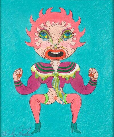 Keiichi Tanaami, 'An Object Of Ambiguous Desire 23', 2007