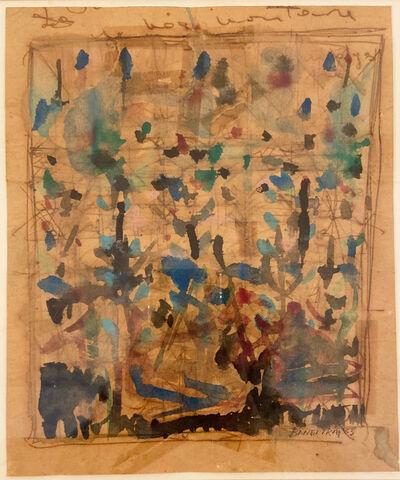 Antônio Bandeira, 'Untitled', 1965