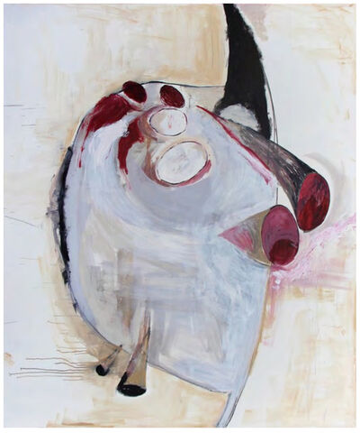 Magali Lara, 'Coraza (2) [Armor (2)]', 2019