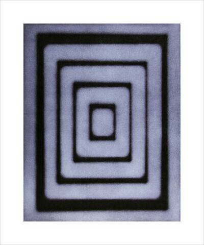Ted Kincaid, 'Untitled (concentric rectangles) 2/25', 2001