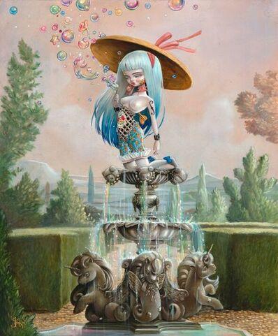 Kukula, 'Elixir Fountain', 2016