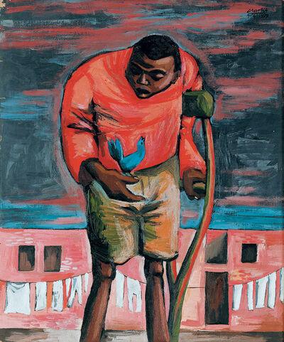 Peter Clarke (1929-2014), 'The Blue Bird', 1959