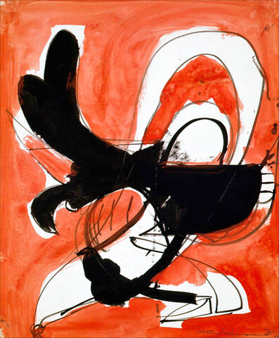 Hans Hofmann, 'Untitled', 1944