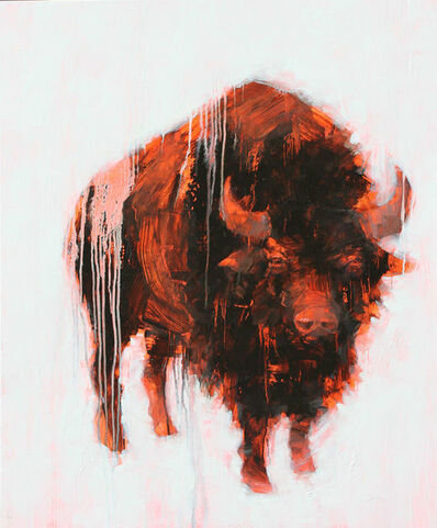 Angie Renfro, 'Bison', 2015