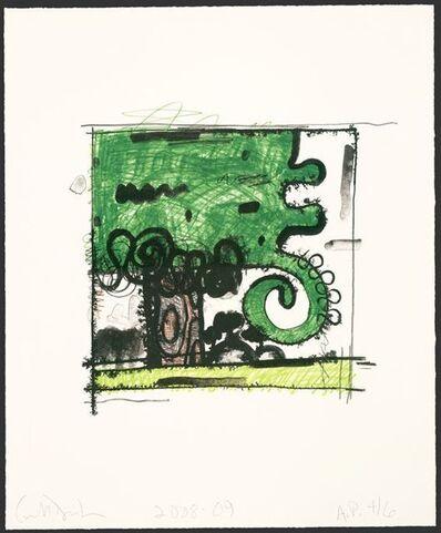 Carroll Dunham, 'Tree 2', 2009