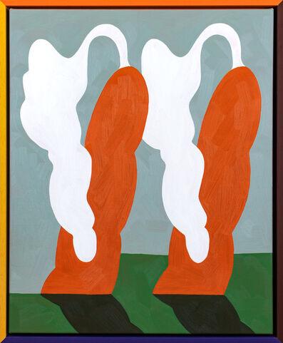 Jordy van den Nieuwendijk, 'Pair of Carrots', 2018