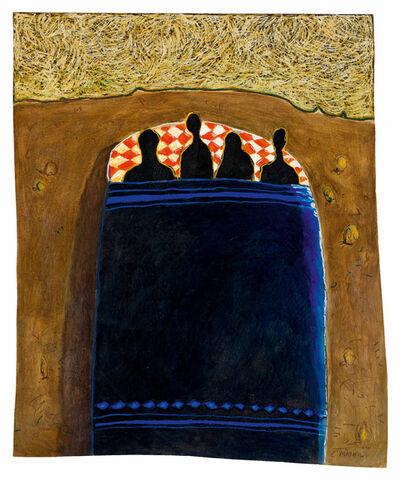 Colbert Mashile, 'Lepai (Blanket)'