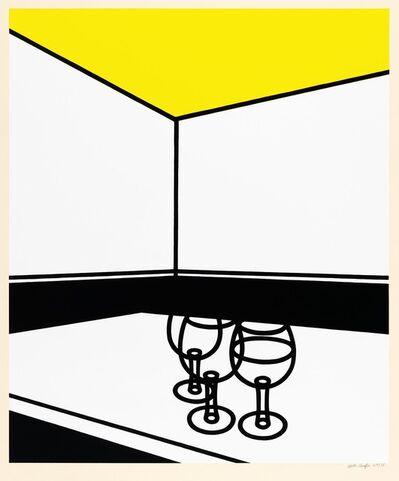 Patrick Caulfield, 'Black and White Cafe', 1973