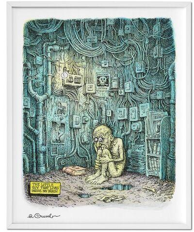 R. Crumb, 'Robert Crumb. Sketchbooks 1982–2011'