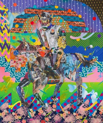 Yoh Nagao, 'Night Rider', 2018