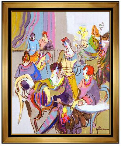 Isaac Maimon, 'Cafe Social', 20th Century