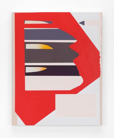 Pat Boas, 'Untitled (profile),', 2018