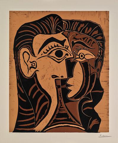 Pablo Picasso, 'Portrait of Jacqueline I (B.1064)', 1963