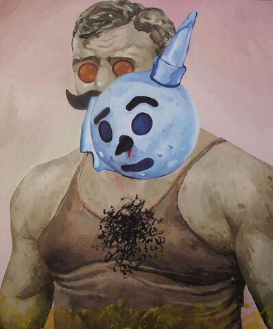 Geng Yini 耿旖旎, 'Butter Warrior', 2016