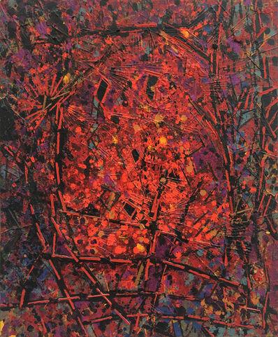 Lee Mullican, 'Spirit Head', 1984