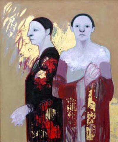 Selina Trieff, 'Two Women in Shawls', n.d.