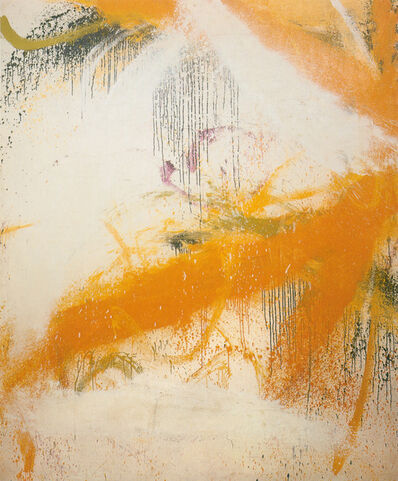 Norman Bluhm, 'Golden Yoke', 1962
