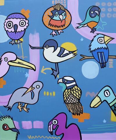 Kev Munday, 'Birdworld', 2020