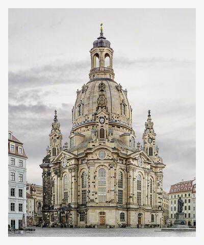 Markus Brunetti, 'Dresden, Frauenkirche', 2007-2014