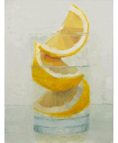 Tom Giesler, 'Floral 59: Meyer lemon', 2021