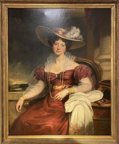 Martin Archer Shee, 'Elizabeth, Duchess of Rutland', 1820