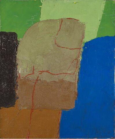 Alfredo Chighine, 'Testa grigio', 1973